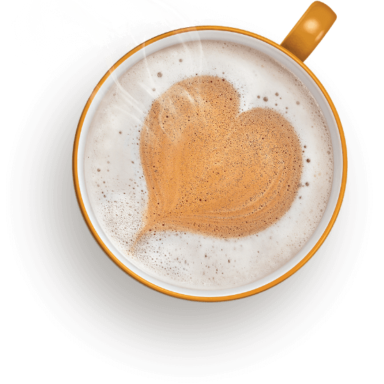 Bebidas cremosas - Cafeteira TRES - 3 Corações