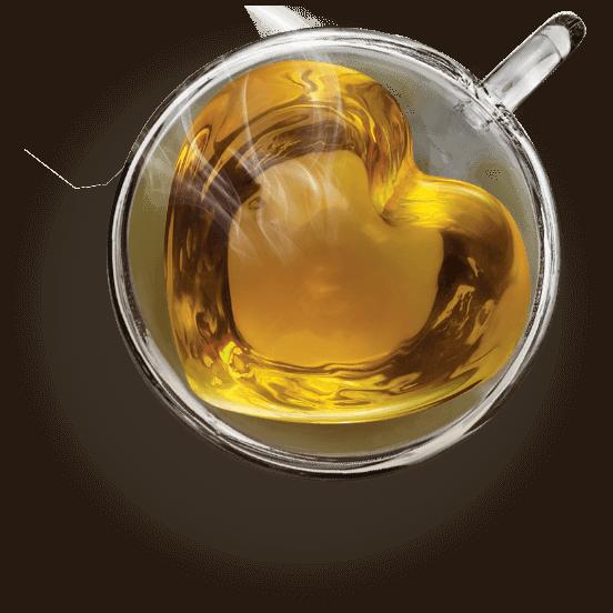 Chá - Cafeteira TRES - 3 Corações