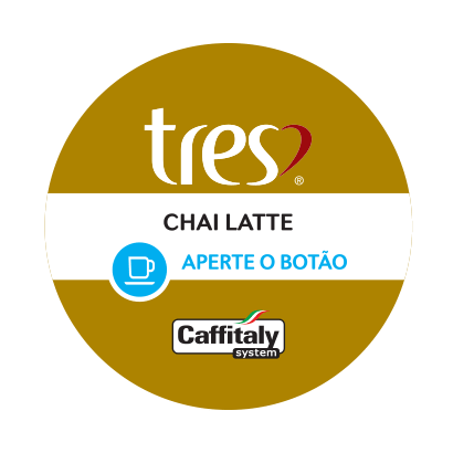 Cafeteira TRES e produtos da 3 Corações